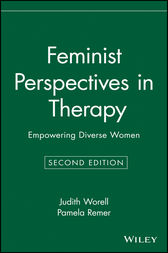 Feminist Perspectives in Therapy by Judith Worell