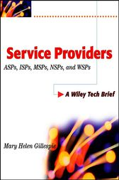 Service Providers by Mary Helen Gillespie