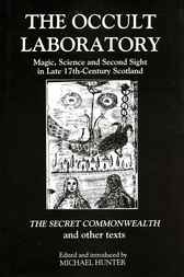 The Occult Laboratory by Michael Hunter