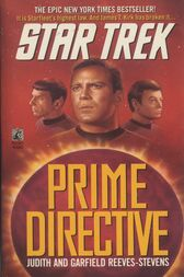 Prime Directive by Judith Reeves-Stevens