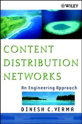 Content Distribution Networks by Dinesh C. Verma