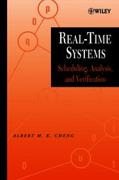 Real-Time Systems by Albert M. K. Cheng
