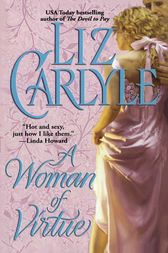 A   Woman of Virtue by Liz Carlyle