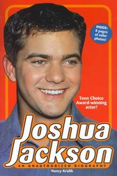 Joshua Jackson by Nancy Krulik