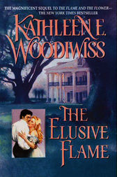 Elusive Flame by Kathleen E. Woodiwiss