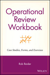 Operational Review Workbook by Rob Reider