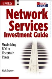Network Services Investment Guide by Mark Gaynor