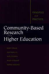 Community-Based Research and Higher Education by Kerry J. Strand