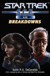 Star Trek: Breakdowns by Keith R. A. DeCandido