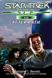 Star Trek: Corps of Engineers: Aftermath by Christopher L. Bennett