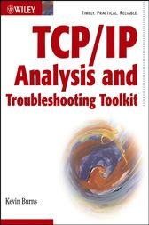 TCP/IP Analysis and Troubleshooting Toolkit by Kevin Burns