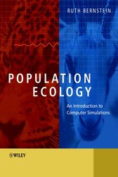 Population Ecology by Ruth Bernstein