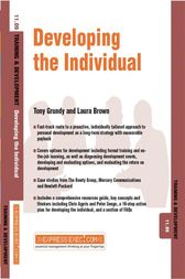 Developing the Individual by Tony Grundy