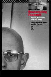 Reassessing Foucault by Colin Jones