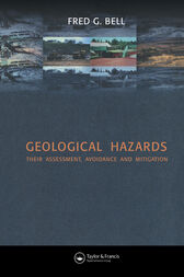 Geological Hazards by Fred G. Bell