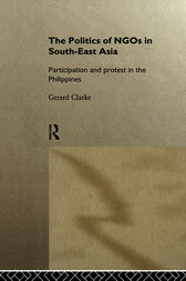 The Politics of NGOs in Southeast Asia by Gerard Clarke