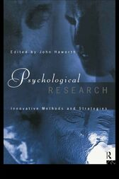 Psychological Research by John Haworth