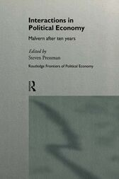 Interactions in Political Economy by Steven Pressman