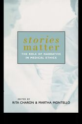 Stories Matter by Rita Charon