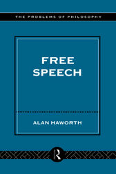 Free Speech by Alan Haworth