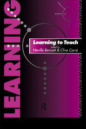 Learning to Teach by Neville Bennett