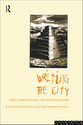 Writing the City by Peter Preston