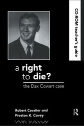 A Right to Die?: Teachers Guide by David Andersen