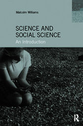 Science and Social Science by Malcolm Williams