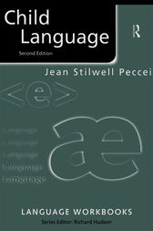Child Language by Jean Stilwell Peccei