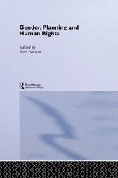 Gender, Planning and Human Rights by Tovi Fenster