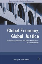 Global Economy, Global Justice by George DeMartino