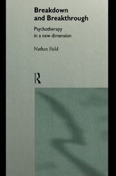 Breakdown and Breakthrough by Nathan Field