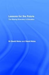 Lessons for the Future by Dr David Hicks