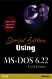Special Edition Using MS-DOS 6.22, Adobe Reader by Jim Cooper