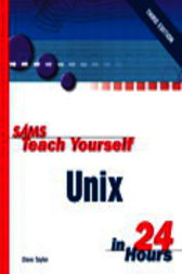 Sams Teach Yourself UNIX in 24 Hours, Adobe Reader by Dave Taylor