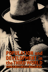 Population and Development in the Third World by Allan M. Findlay