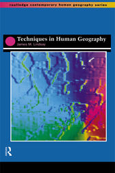 Techniques in Human Geography by Jim Lindsay