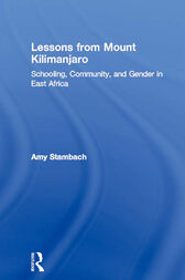 Lessons from Mount Kilimanjaro by Amy Stambach