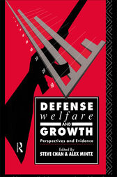 Defense, Welfare and Growth by Steve Chan