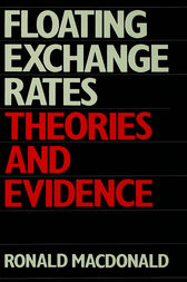 Exchange Rate Economics by Ronald MacDonald