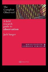 The Compleat Observer? by Dr Jack Sanger