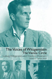The Voices of Wittgenstein by Friedrich Waismann