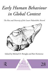Early Human Behaviour in Global Context by Ravi Korisettar