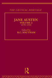 Jane Austen by Mr B C Southam