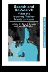 Search and re-search by Rita S. Brause