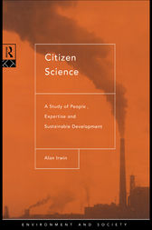 Citizen Science by Alan Irwin
