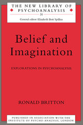Belief and Imagination by Ronald Britton