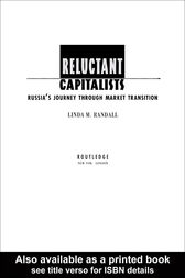 Reluctant Capitalists by Linda M. Randall