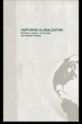 Capturing Globalization by James H Mittelman