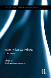 Issues in Positive Political Economy by Syed Mansoob Murshed